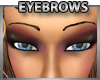 Thin Brown Eyebrows Sexy