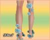 D- Marmoniel Legs Flower