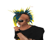 Rocker Hair Batman Stylr