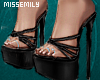 Soft Black Heels