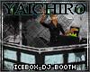 Icebox DJ booth
