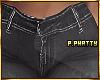 ღ Black Wash Jeans | L