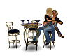 Speakeasy Drinks Table