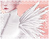 Shoulder Feathers |White