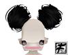 ~F~ Minnie Hair Buns M/F