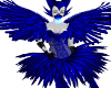 TEF BLUE SWAN BALLET DRE
