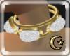 MC Diamond Globe Choker