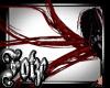 Blut Red Tendrils (Back)