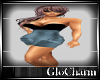 Glo* Nikki Mini~Blue