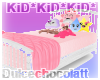 KID 40% BED ROSA