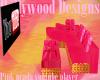 Pink  Utube Player
