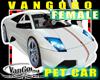 VG PET car White Female