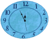 Real Time Wall Clock