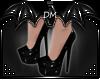 [DM] PVC Shiny Heels B