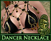 Dancer Necklace Onyx