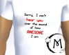 (M) Awesome M Tee
