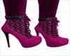 Pink Fendi Boots