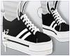 Bunny Sneakers Blk