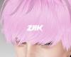 Pacat Pink Hair