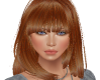 TF* Straight / bangs red