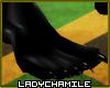Dameon's Clawed Feet