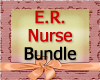 [E] ER Nurse Bundle