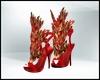 Venetian Carnival Shoe