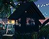 -E- Beach Hut
