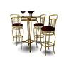 burlesque cafe table ani