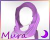Lilac Headscarf