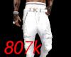 White Jeans K.