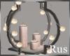 Rus: Blush Candles REQ