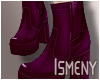 [Is] Fall Boots Wine