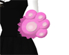 puffy pink neko paws