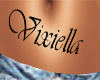 *Custom* Vixiella Tattoo
