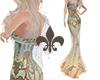 IRIS|Mucha dress