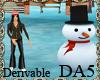 (A) Single Snowman Skate