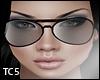 Black lense aviators