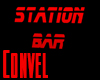 Station Bar sign