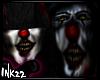 Evil Clown Hoodie (F)