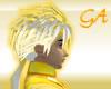 GA Animated Golden Hair