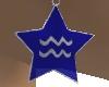 Blue stone Aquarius