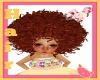 lala hair w/ pick