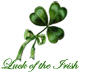 Irish Luck Sticker