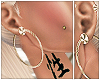 Set Amore Gold \ Earring