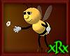 Shoulder Pet Bumble Bee