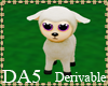 (A) Easter Lamb Pet