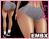 EMBX Bimbo Short Grey 2