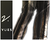 v. Rodeo Stripe Pants