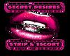 Secret Desires T Shirt